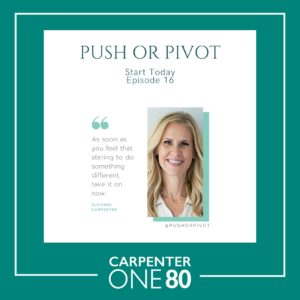 Push or Pivot