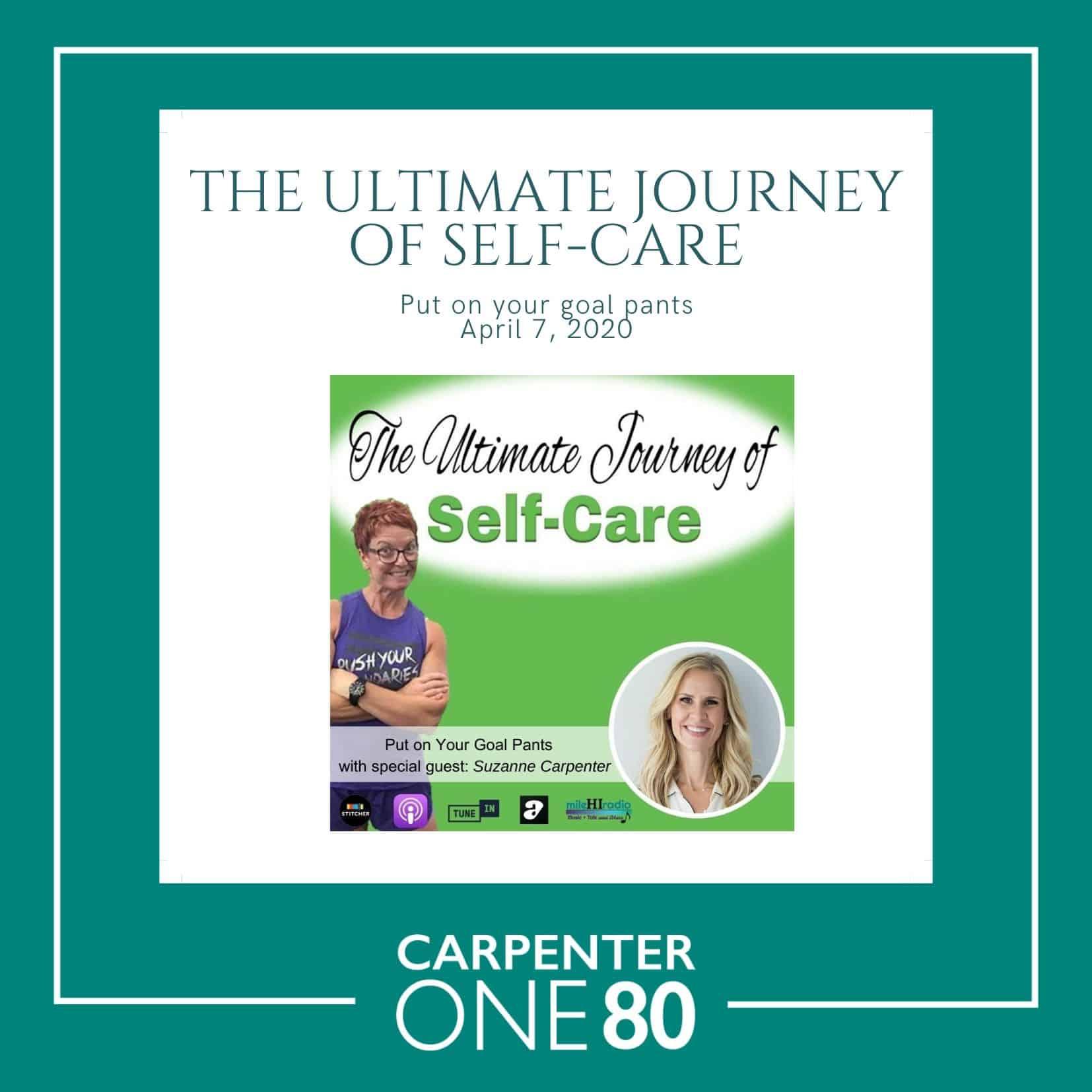 Ultimate Journey Self Care Tile V2