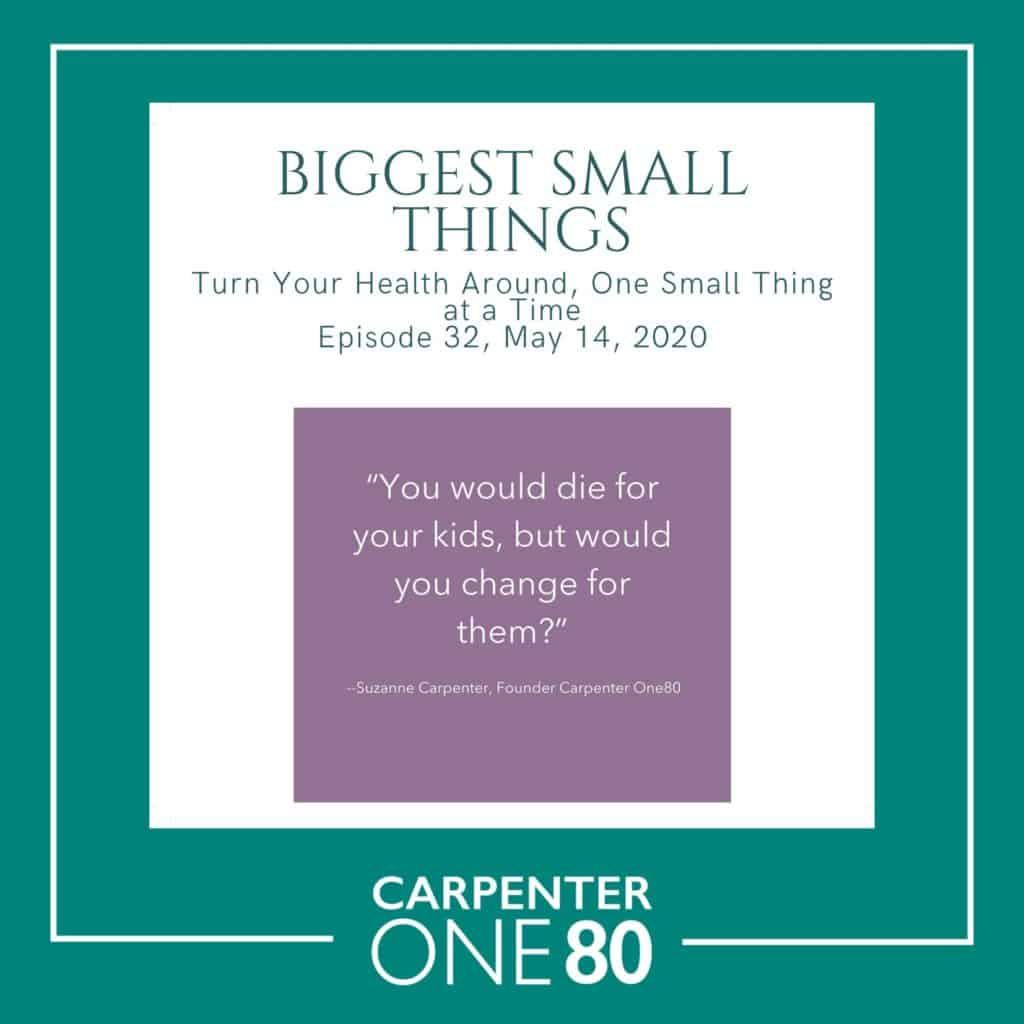 Biggest Small Things Tile