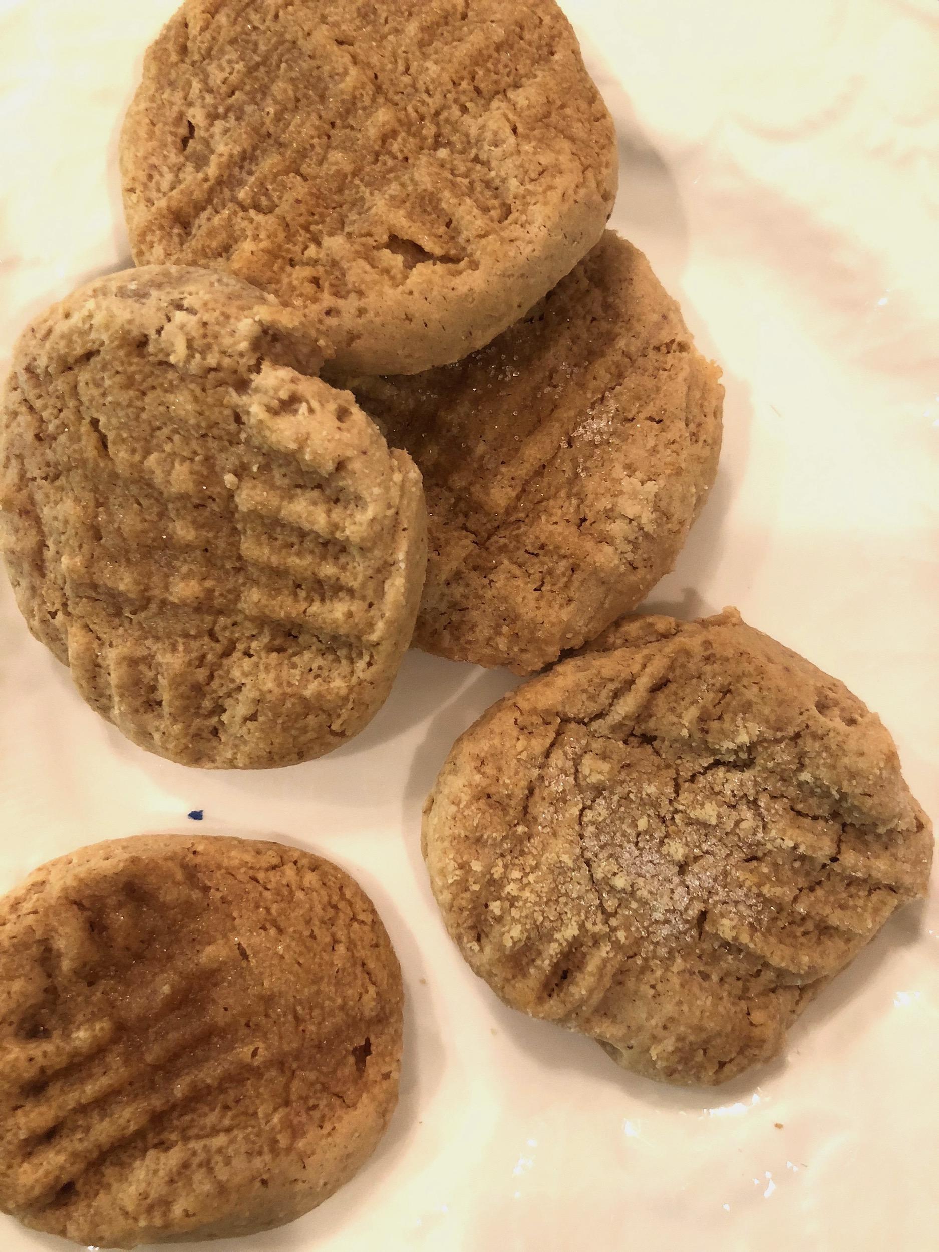 PB cookies small