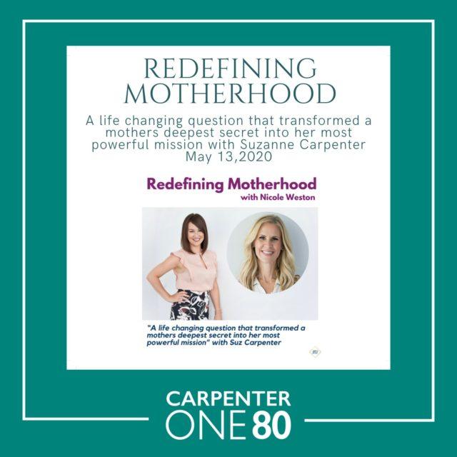 Redefining Motherhood tile