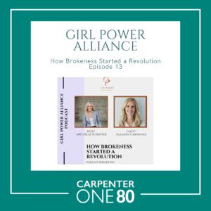 Girl Power Alliance Tile