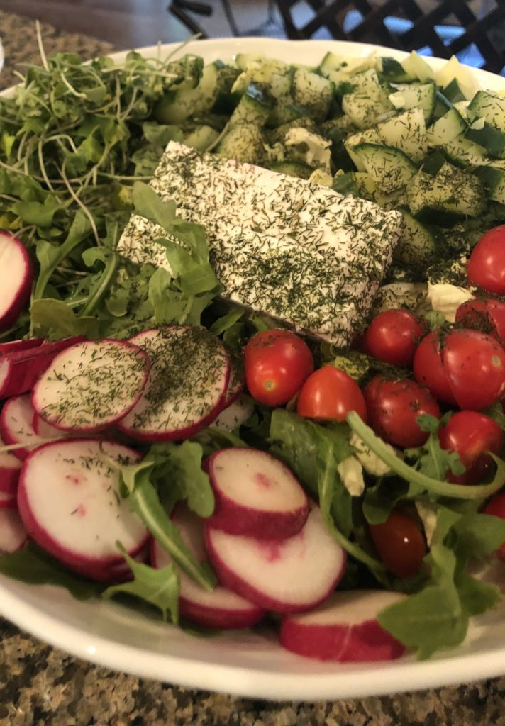 Greek Salad small